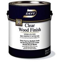 Deft 1 Gallon Clear Wood Finish from Blain's Farm and Fleet