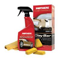Mothers California Gold Clay Bar System from Blain's Farm and Fleet