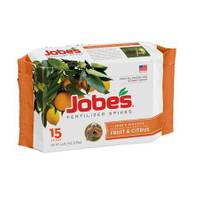 Jobe's Fruit and Citrus Fertilizer Spikes from Blain's Farm and Fleet