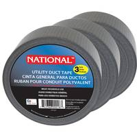 National Utility Duct Tape 3 -Pack from Blain's Farm and Fleet