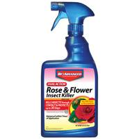 Bayer Advanced Dual Action Rose and Flower Insect Killer from Blain's Farm and Fleet