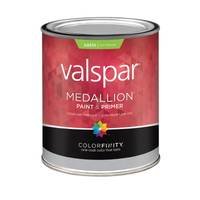 Valspar Medallion Exterior Satin Latex House and Trim from Blain's Farm and Fleet