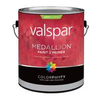 Valspar 1 Gallon Medallion Exterior Satin Latex House and Trim from Blain's Farm and Fleet