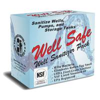 Well Safe Well Sanitizer Kit from Blain's Farm and Fleet