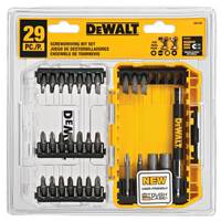 DEWALT 29 Piece Tough Case Screwdriving Set from Blain's Farm and Fleet