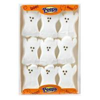 Peeps Marshmallow Ghosts from Blain's Farm and Fleet