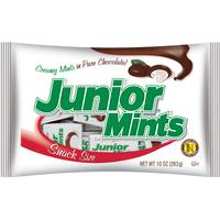 Junior Mints Snack Size Candy from Blain's Farm and Fleet