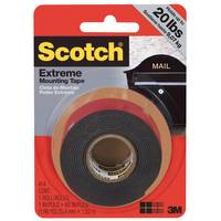 Scotch Outdoor Mounting Tape from Blain's Farm and Fleet