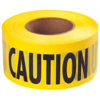 Empire Barricade Tape from Blain's Farm and Fleet