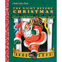 Little Golden Books The Night Before Christmas Children's Book from Blain's Farm and Fleet