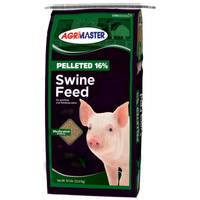 Agrimaster Pelleted 16 Swine Feed from Blain's Farm and Fleet