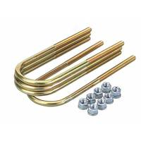 Superior Automotive Universal Fit Round U - Bolt Kit from Blain's Farm and Fleet