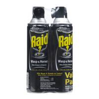 Raid Wasp & Hornet Killer Twin Pack from Blain's Farm and Fleet