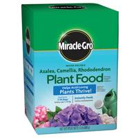 Miracle - Gro Water Soluble Azalea, Camellia, Rhododendron Plant Food from Blain's Farm and Fleet