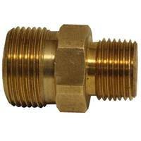 Apache Male Pipe Thread X Male Metric Adapter from Blain's Farm and Fleet