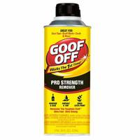 Goof Off Pro Strength Remover 16 Oz from Blain's Farm and Fleet