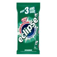 Eclipse Sugar Free Gum 3 Multi Pack from Blain's Farm and Fleet