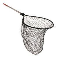 Frabill Sportsman Tangle - Free Dipped Teardrop Landing Fishing Net from Blain's Farm and Fleet