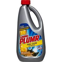 Liquid - Plumr Pro-Strength Clog Remover, Full Clog Destroyer from Blain's Farm and Fleet