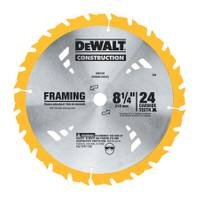 DEWALT Carbide Framing Circular Saw Blade from Blain's Farm and Fleet