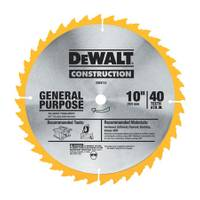 DEWALT General Purpose Miter / Table Saw Blade from Blain's Farm and Fleet