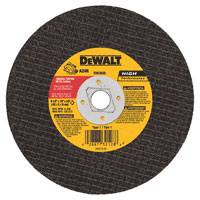 DEWALT Metal Cutting Abrasive Saw Blade from Blain's Farm and Fleet