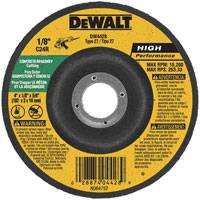 DEWALT Masonry Grinding Wheel from Blain's Farm and Fleet