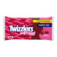 TWIZZLERS PULL 'N' PEEL Cherry Candy from Blain's Farm and Fleet