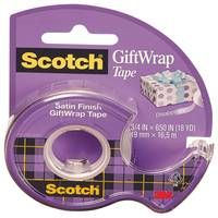 Scotch Satin GiftWrap Tape from Blain's Farm and Fleet