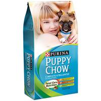 Purina Puppy Chow Complete and Balanced Dog Food from Blain's Farm and Fleet