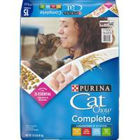Purina Cat Chow Complete Formula Cat Food from Blain's Farm and Fleet
