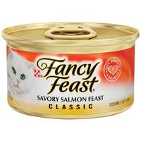 Fancy Feast Classic Savory Salmon Feast from Blain's Farm and Fleet