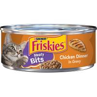 Friskies Meaty Bits Chicken Dinner In Gravy from Blain's Farm and Fleet