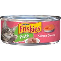 Friskies Pate Salmon Dinner from Blain's Farm and Fleet