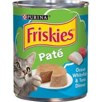 Friskies Pate Ocean Whitefish & Tuna Dinner from Blain's Farm and Fleet