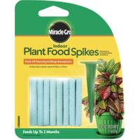 Miracle-Gro Indoor Plant Food Spikes from Blain's Farm and Fleet