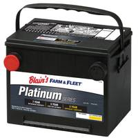 Blain's Farm & Fleet 7-Year Platinum Automotive Battery from Blain's Farm and Fleet