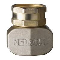 Nelson Female Brass / Metal Coupling and Shank from Blain's Farm and Fleet