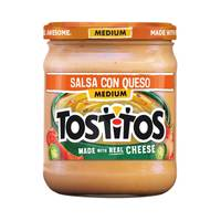 Tostitos Salsa Con Queso from Blain's Farm and Fleet