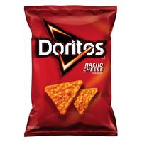 Doritos Nacho Cheese Chips from Blain's Farm and Fleet