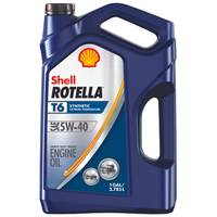 Shell Rotella T6 Synthetic Diesel 5W40 Motor Oil from Blain's Farm and Fleet