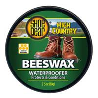 Shoe Gear Beeswax Waterproofer from Blain's Farm and Fleet