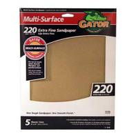 Gator Multi - Surface Sandpaper 5 Pack from Blain's Farm and Fleet