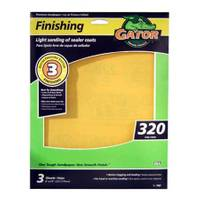 Gator Premium EZ123 Sandpaper from Blain's Farm and Fleet