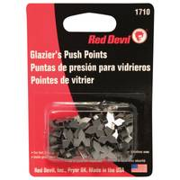 Red Devil Glazing Push Points from Blain's Farm and Fleet