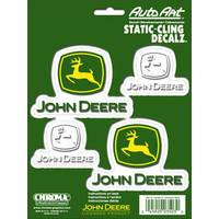 Chroma Static - Cling Decalz Decal from Blain's Farm and Fleet
