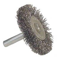 Weiler Vortec Pro Crimped Wire Wheel from Blain's Farm and Fleet