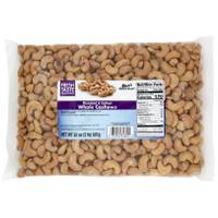 Blain's Farm & Fleet Salted Whole Cashews from Blain's Farm and Fleet