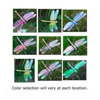 Exhart Dragonfly WindyWings Garden Stake Assortment from Blain's Farm and Fleet