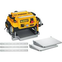 Deals on DEWALT 13-inch Two Speed Thickness Planer w/Knives DW735X